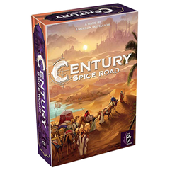 Century Spice Roads Card Game