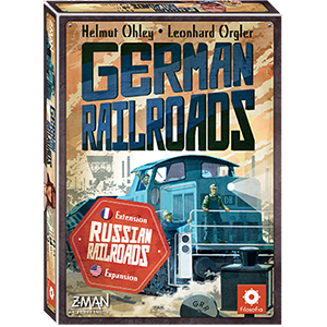 Russian Railroads: German Railroads Expansion