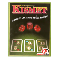 Kismet Card Game