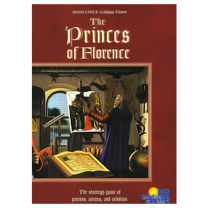 The Princes of Florence Board Game