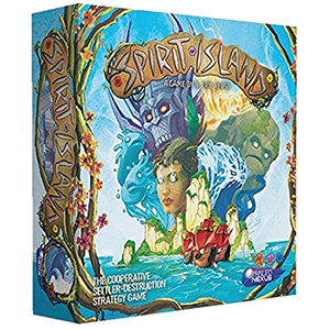 Spirit Island board game
