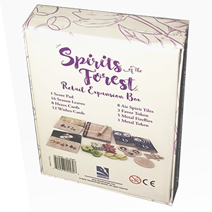 Spirits of the Forest - retail version with expansion box
