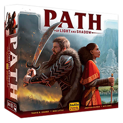 Path of Light And Shadow Board Game