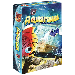Aquarium Card Game