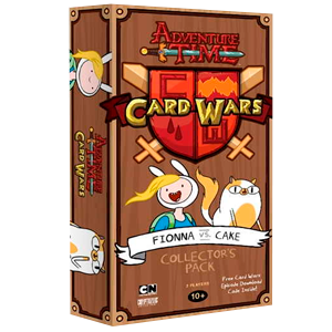 Adventure Time - Card Wars - Fionna VS Cake Collector's Pack