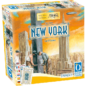 Alhambra New York Card Game