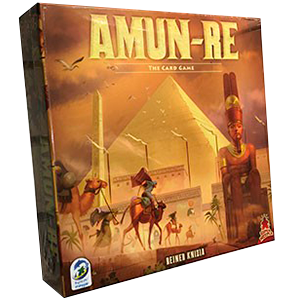 Amun Re The Card Game by Reiner Knizia