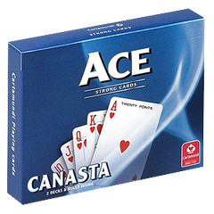Ace Canasta Double Deck Playing Cards