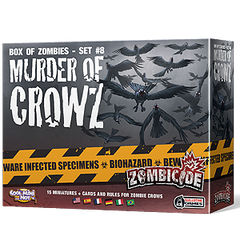Zombicide Murder of Crowz