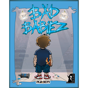 Bad Babiez card game