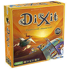 Dixit party game