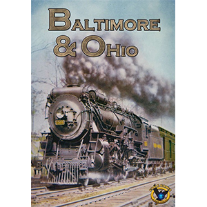Baltimore & Ohio Board Game