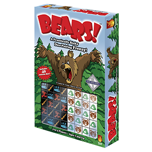 Bears! Dice Game