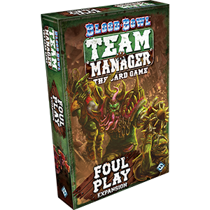Blood Bowl Team Manager - Foul Play Expansion