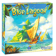 Blue Lagoon Board Game