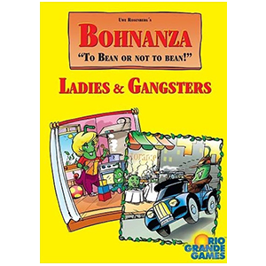Bohnanza Ladies & Gangsters Card Game