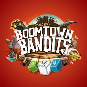 Boomtown Bandits Board Game