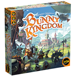 Bunny Kingdom by Richard Garfield from Iello.