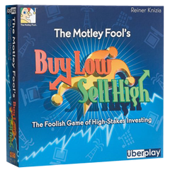 The Motley Fool's Buy Low Sell High (minor cosmetic damage)