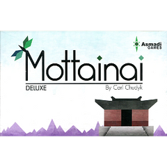 Mottainai Deluxe edition card game