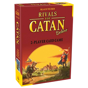 Rivals for Catan - Deluxe