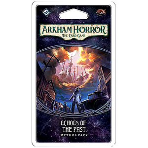 Arkham Horror The Card Game - Echoes of the Past Mythos Pack