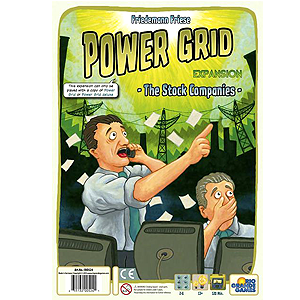 Power Grid the Stock Companies Expansion