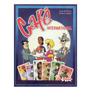 Cafe International The Card Game