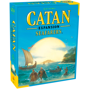 Catan Seafarers Board Game Expansion