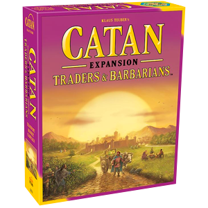 Catan Traders & Barbarian Board Game Expansion