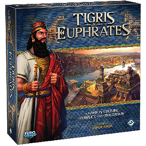 Tigris & Euphrates board game
