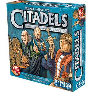 Citadels Classic Card Game