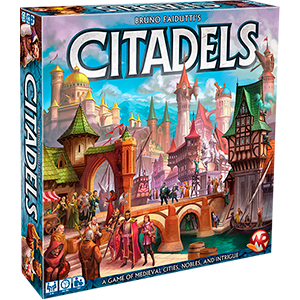 Citadels Deluxe Card Game