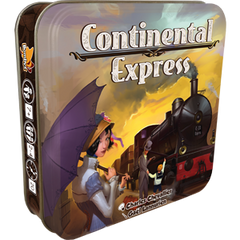 Continental Express Card Game
