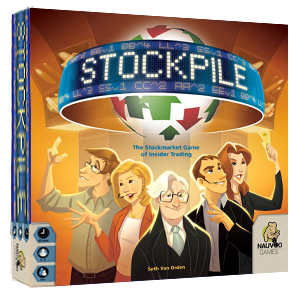 Stockpile - The Stockmarket Game of Insider Trading