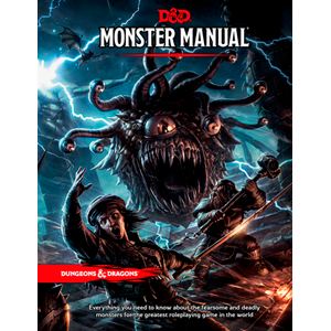 D&D Monster Manual Rpg
