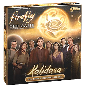 Firefly board game - Kalidasa Expansion