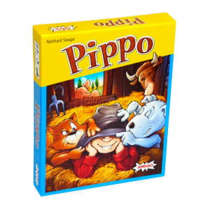 Pippo (Barnyard Buddies) children's card game