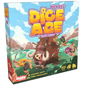 Dice Age Board Game