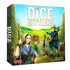 Dice Settlers Board Game