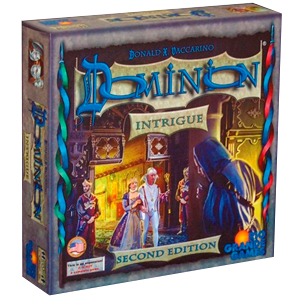 Dominion Intrigue 2nd Edition