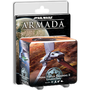 Star Wars Armada - Imperial Fighters Squadron II