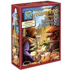 Carcassonne - Traders & Builders (Exp 2)