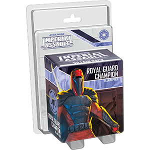 Star Wars Imperial Assault - Royal Guard Champion Villain Pack