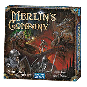 Merlin's Company - Shadows over Camelot Expansion