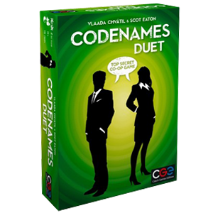 Codenames Duet Card Game