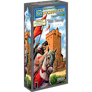 Carcassonne The Tower Expansion