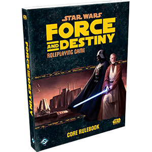 Star Wars - Force and Destiny - Core Rulebook