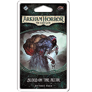 Arkham Horror The Card Game - Blood on the Altar Mythos Pack