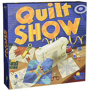 Quilt Show the board game
